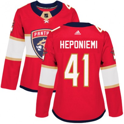 Youth Authentic Florida Panthers Shawn Thornton Adidas Home Jersey - Red